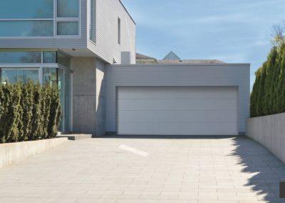 Slika prikazuje Prime garažna vrata, promocija