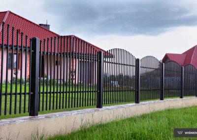 Slika prikazuje ograjni sistem Vario, promocija