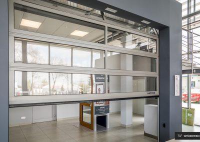 MakroPro 100 industrijska sekcijska garažna vrata - 60