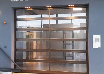 MakroPro 100 industrijska sekcijska garažna vrata - 61