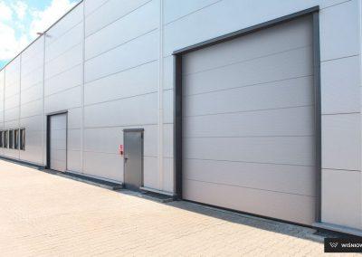MakroPro INVEST industrijska sekcijska garažna vrata - 12