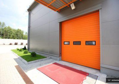 MakroPro INVEST industrijska sekcijska garažna vrata - 13