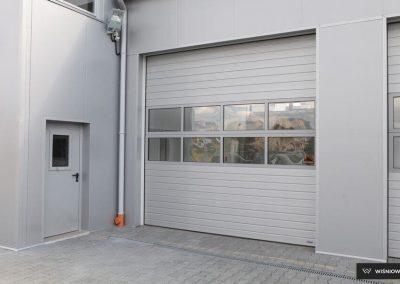 MakroPro INVEST industrijska sekcijska garažna vrata - 14