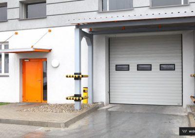 MakroPro INVEST industrijska sekcijska garažna vrata - 16
