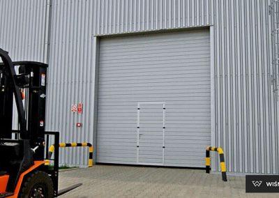 MakroPro INVEST industrijska sekcijska garažna vrata - 17