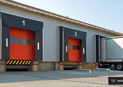 MakroPro INVEST industrijska sekcijska garažna vrata - 18