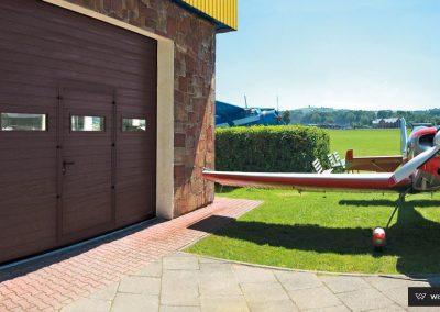 MakroPro INVEST industrijska sekcijska garažna vrata - 19