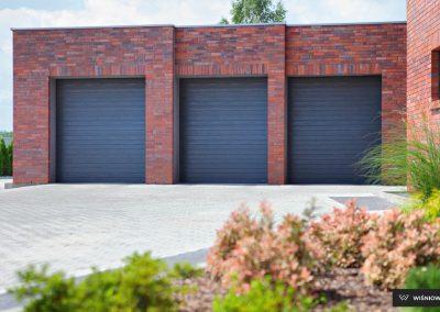 MakroPro INVEST industrijska sekcijska garažna vrata - 20