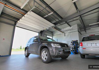 MakroPro INVEST industrijska sekcijska garažna vrata - 27