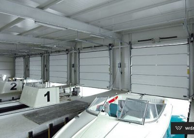 MakroPro INVEST industrijska sekcijska garažna vrata - 28