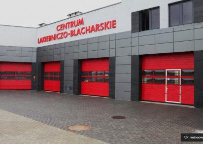 MakroPro INVEST industrijska sekcijska garažna vrata - 29