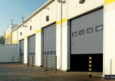 MakroPro INVEST industrijska sekcijska garažna vrata - 30