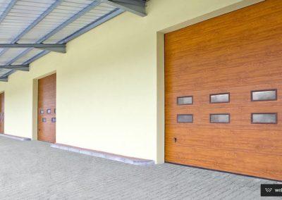 MakroPro INVEST industrijska sekcijska garažna vrata - 34