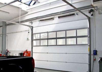 MakroPro INVEST industrijska sekcijska garažna vrata - 35