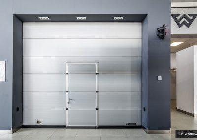 MakroPro INVEST industrijska sekcijska garažna vrata - 36