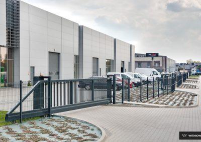 MakroPro INVEST industrijska sekcijska garažna vrata - 37