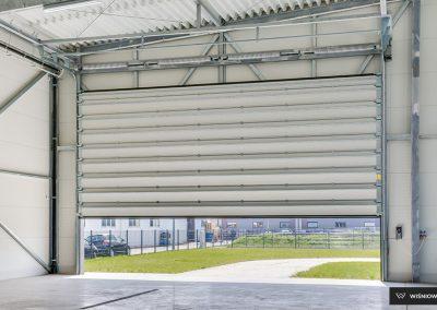 MakroPro INVEST industrijska sekcijska garažna vrata - 38