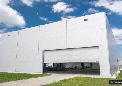 MakroPro INVEST industrijska sekcijska garažna vrata - 39