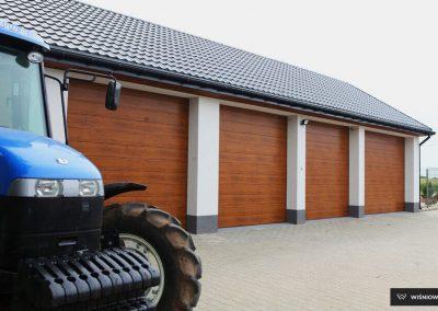 MakroPro INVEST industrijska sekcijska garažna vrata - 4