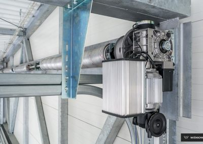 MakroPro INVEST industrijska sekcijska garažna vrata - 41