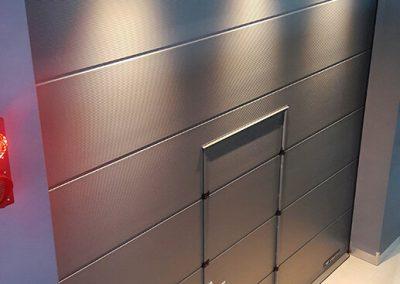 MakroPro INVEST industrijska sekcijska garažna vrata - 44