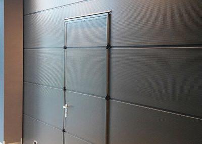 MakroPro INVEST industrijska sekcijska garažna vrata - 46