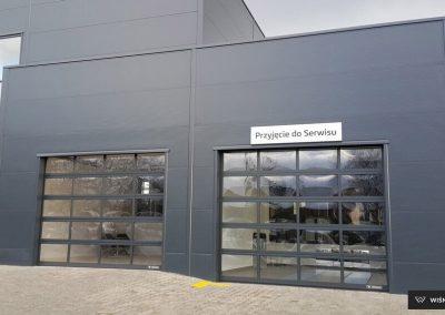 MakroPro INVEST industrijska sekcijska garažna vrata - 47