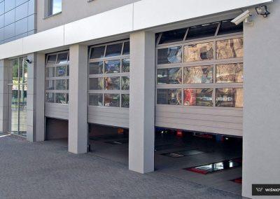 MakroPro INVEST industrijska sekcijska garažna vrata - 49