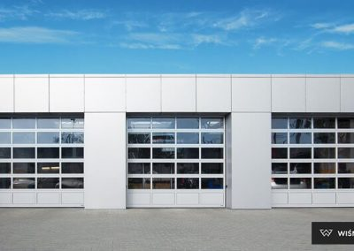 MakroPro INVEST industrijska sekcijska garažna vrata - 50