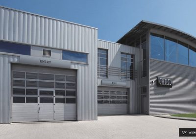 MakroPro INVEST industrijska sekcijska garažna vrata - 51