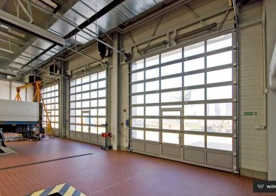 MakroPro INVEST industrijska sekcijska garažna vrata - 52