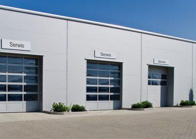MakroPro INVEST industrijska sekcijska garažna vrata - 54