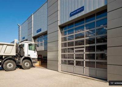 MakroPro INVEST industrijska sekcijska garažna vrata - 57