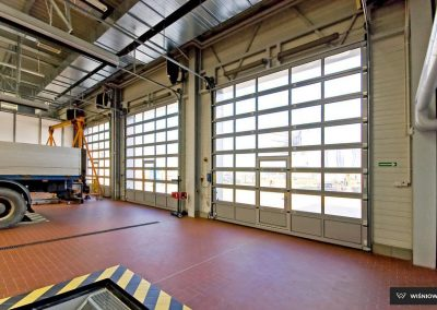 MakroPro INVEST industrijska sekcijska garažna vrata - 58