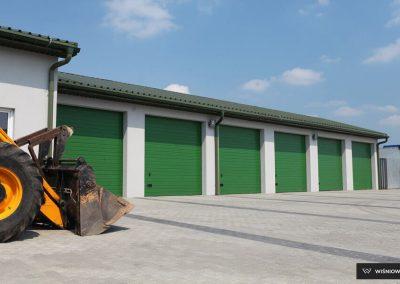 MakroPro INVEST industrijska sekcijska garažna vrata - 6