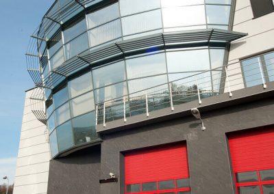 MakroPro INVEST industrijska sekcijska garažna vrata - 7