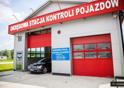 MakroPro INVEST industrijska sekcijska garažna vrata - 8
