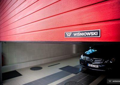 MakroPro INVEST industrijska sekcijska garažna vrata - 9