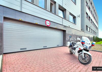 MakroTherm industrijska sekcijska garažna vrata - 10