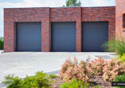 MakroTherm industrijska sekcijska garažna vrata - 20