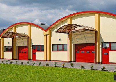 MakroTherm industrijska sekcijska garažna vrata - 31