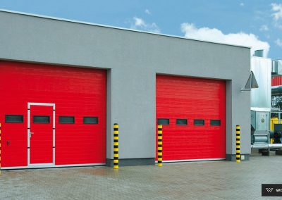 MakroTherm industrijska sekcijska garažna vrata - 33