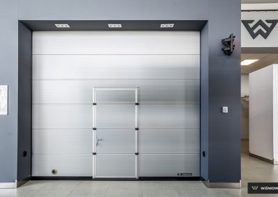MakroTherm industrijska sekcijska garažna vrata - 36