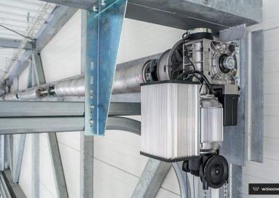 MakroTherm industrijska sekcijska garažna vrata - 41