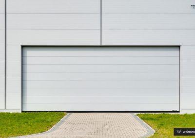 MakroTherm industrijska sekcijska garažna vrata - 43