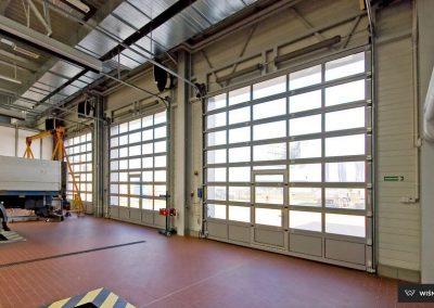 MakroTherm industrijska sekcijska garažna vrata - 52