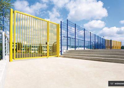 Ograja za športne objekte - 2