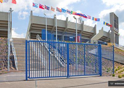 Ograja za športne objekte - 4