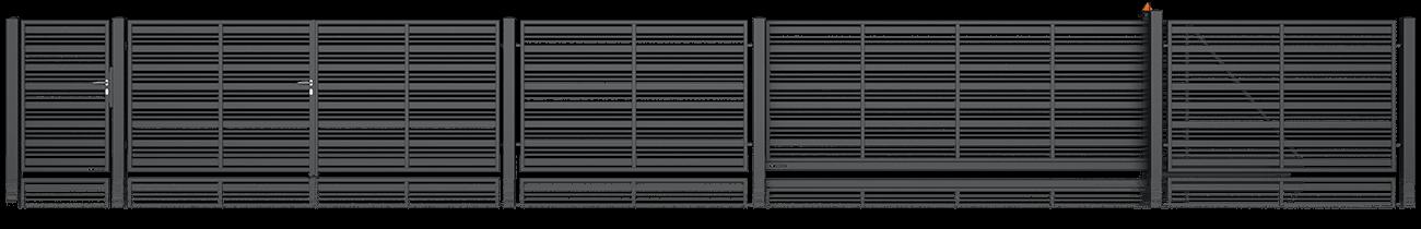 Slika prikazuje model Modern AW. 10.107