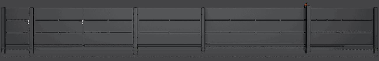 Slika prikazuje kolekcijo Modern AW. 10.110